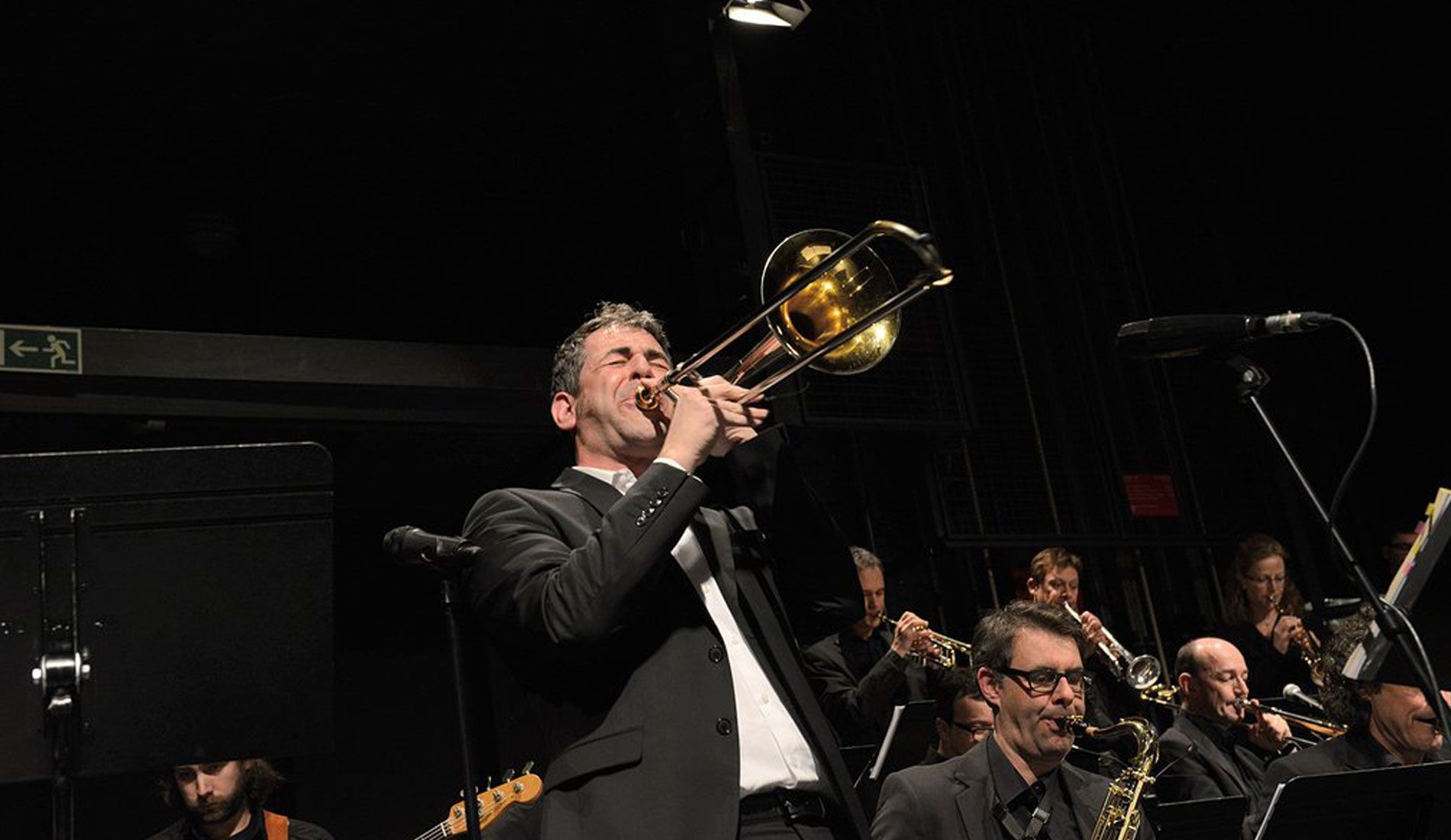ABGESAGT:  Niente-Jazz Open-Air Konzert mit der Intercity Big Band